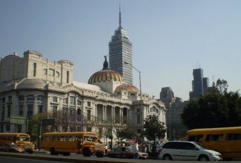 Nahlédnutí do historie Mexika: slavné katedrály a magické pyramidy s odpočinkem na pláži