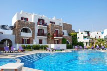 Naxos Beach Resort - Řecko - Naxos - Agios Georgios