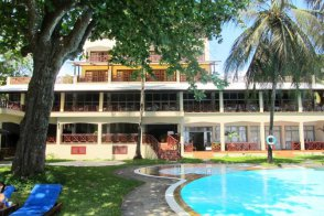 Neptune Beach Resort - Keňa - Bamburi