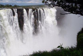 Od Kapského města k Viktoriiným vodopádům