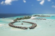 Olhuveli Beach & Spa Resort - Maledivy - Atol Jižní Male