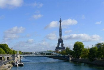Paříž romantická a Versailles
