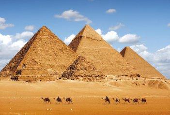 Ramses - To nej z Egypta s plavbou po Nilu a návštěvu pyramid