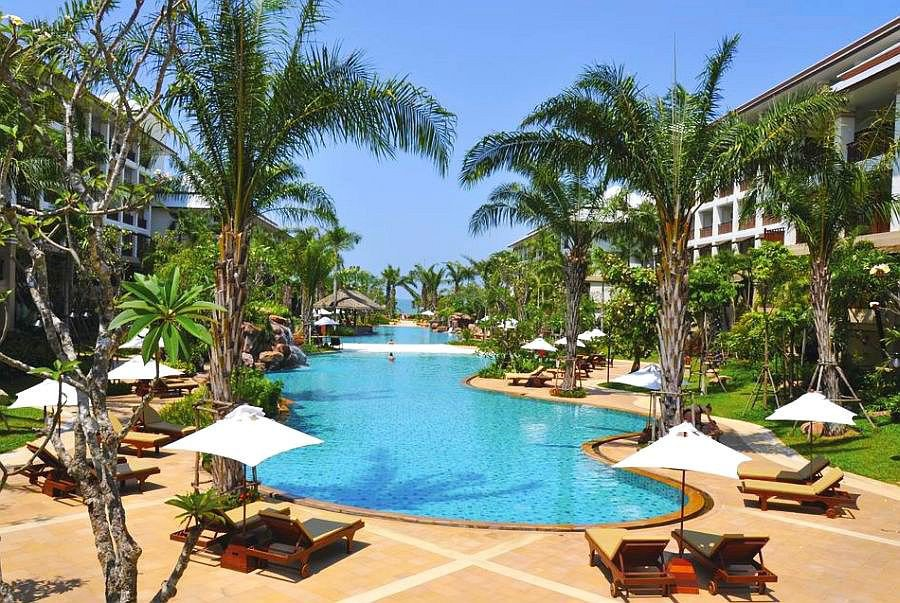 Ravindra Beach Resort & Spa Hotel - room photo 3625554