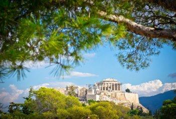 Řecko - starověké památky - jeden z nejkrásnějších okruhů Řeckem
