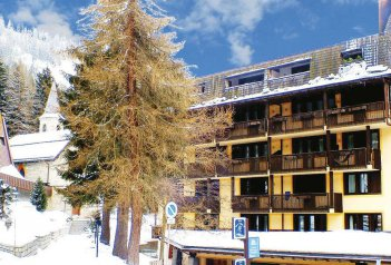 Residence Des Alpes 2 - Itálie - Madonna di Campiglio