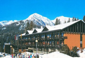 Residence Hotel Ambiez - Itálie - Madonna di Campiglio - Campo Carlo Magno