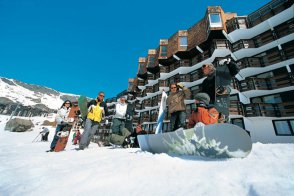 Residence Tourotel - Francie - Val Thorens
