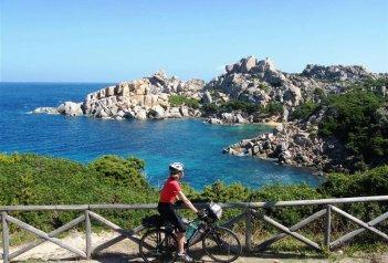 Sardinie cyklistická