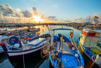 Sardinie, přírodní krásy a památky Smaragdového ostrova