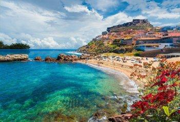 Sardinie - Smaragdové pobřeží