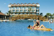 SEHER RESORT & SPA HOTEL - Turecko - Side - Evrenseki