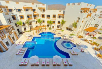 Sifawy Boutique Hotel - Omán - Jebel Sifah