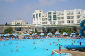 SOVIVA RESORT - Tunisko - Port El Kantaoui
