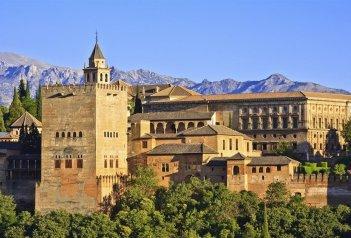 Španělsko, poklady UNESCO - skvosty španělské architektury