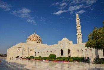 Spojené arabské emiráty, Musandam a Omán