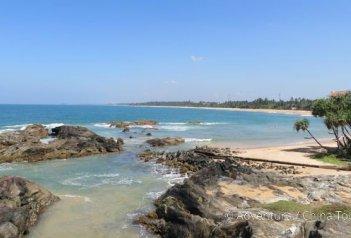 Šrí Lanka pro malé dobrodruhy