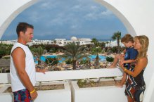 SUN CONNECT AQUA RESORT (DJERBA PALACE) - Tunisko - Djerba - Midoun