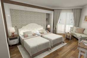 Sunis Efes Royal Resort & Spa - Turecko - Kusadasi
