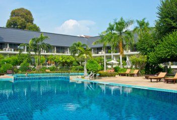 Sunshine Garden Resort - Thajsko - Pattaya - Wong Amat Beach