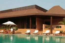 The Golden Crown Hotel - Indie - Goa