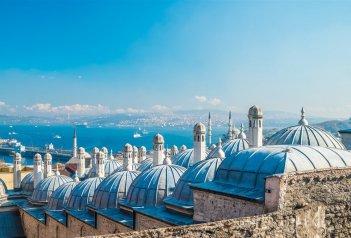 Turecko, brána orientu - antické památky a pobyt u Egejského moře