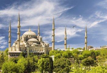 Turecko - Istanbul - brána Orientu - město mezi dvěma kontinenty