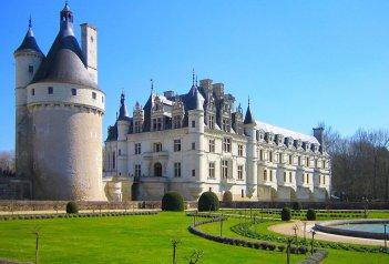 Turistické zajímavosti Francie - zámky na Loiře – Bretaň – Normandie