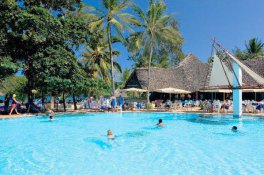 TURTLE BAY BEACH CLUB - Keňa - Watamu