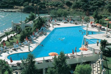 TUSAN BEACH RESORT - Turecko - Kusadasi