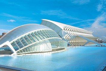 Valencie – letecké víkendy