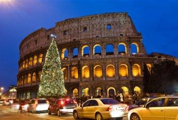 Vánoční Řím a Vatikán - Město tisícileté historie