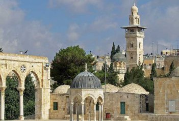 Velký okruh po Izraeli