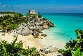 Yucatán – Cancún perfektní Mexiko