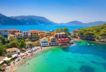 Zakynthos a Kefalonie - Řecké ostrovy v Jónském moři