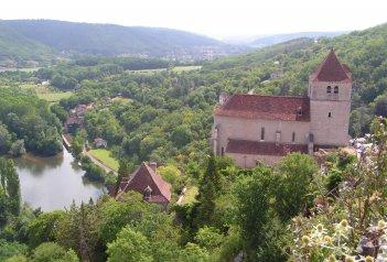Zelený ráj Francie, kaňony, víno a památky UNESCO