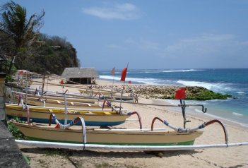 Živé Bali + klidný ostrov Lembongan