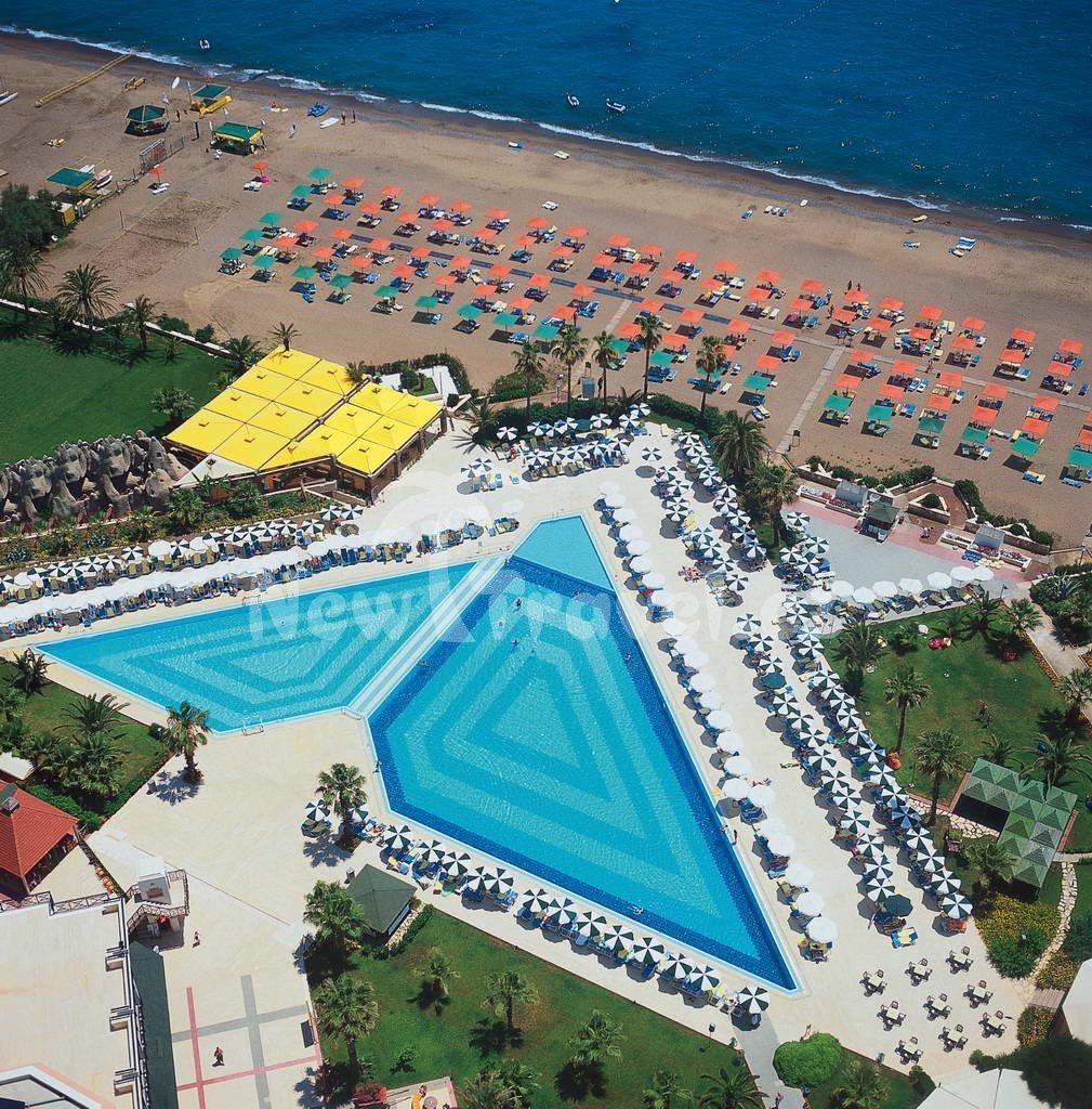Adora Golf Resort Turecko Belek New Travel Cz