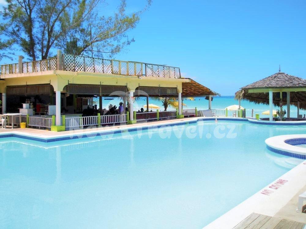 Hotel Fun Holiday Beach Resort Jamajka Negril