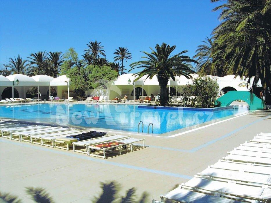 Hotel sangho club zarzis tunisko zarzis new for Hotels zarzis